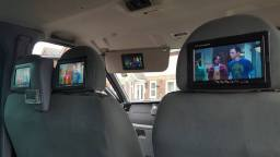 Minibus Hire - TVs