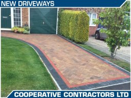 New Driveway Installation Services For Basildon