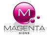 Magenta Signs