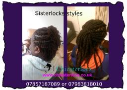 Sisterlocks styles