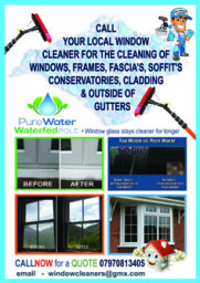 Your local Window Cleaner Isle of Wight