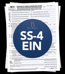 Form SS-4 EIN Application