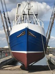 Full boat repaint