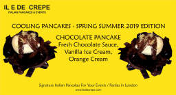 crepe catering caterer London