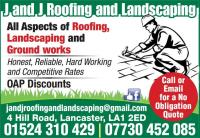 J and J Roofing and Landscaping