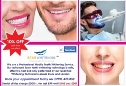 Teeth Whitening Offer