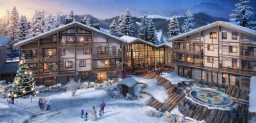 We specialise in ski property new developments