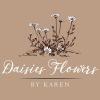 Daisies Flowers by Karen