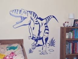 Dinosaur Wall Art Sticker