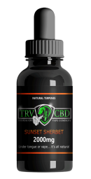 Sunset Sherbet CBD Vape Oil