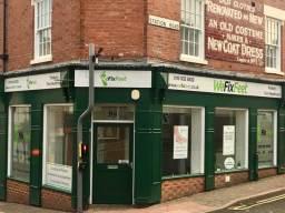 We Fix Feet, 94 Bath Street, Ilkeston, Derbyshire