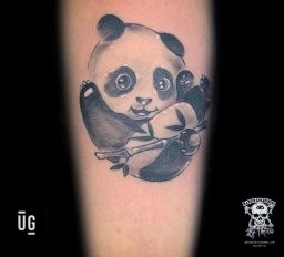 Panda Tattoos - Underground Tattoos Stevenage