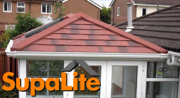 Ideal way to re-roof your conservatory