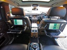 Luxian of London Chauffeur Service Rolls-Royce