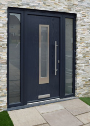 Visage Munich composite door; Admiral Windows