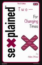 """Cover image of """"Sexplained Two-For Changing Times"""""""