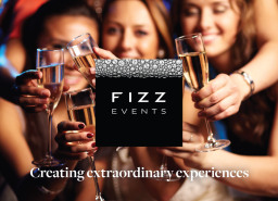 Fizz Events Logo Design