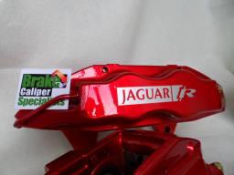 Jaguar XKR Brembo brake calipers
