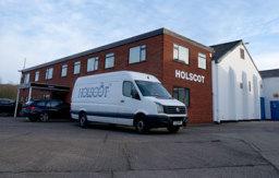 Holscot's warehouse