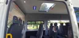 Lightweight Peugeot Boxer Minibus by Warnerbus