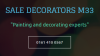 Sale Decorators M33