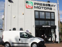 Pressbay motors front image