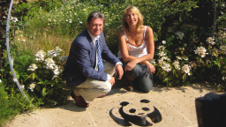 "WWF Show Garden ""Why We Care About Chalk Streams"""