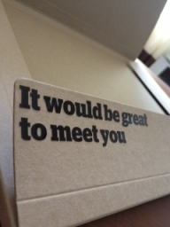 Cut vinyl lettering for personalising your products