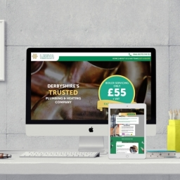 Leeva Plumbing And Heating Ripley Derbyshire Custom Website Designer
