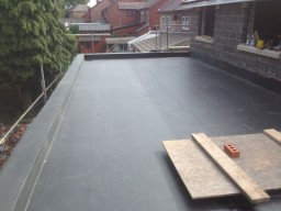 EPDM Rubber Roofing