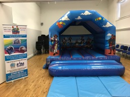 bounce & Party Glasgow Pirate Themed Castle
