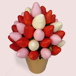 Strawberry Chocolate Fusion Bouquet