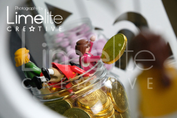 Product shoot for Astrid Jensen Chic Candy Carts