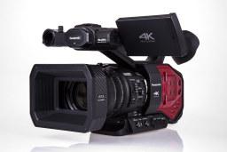 Panasonic 4k Camcorder