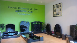 Our Newcastle Showroom