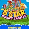 5 Star Bouncy Castle Hire
