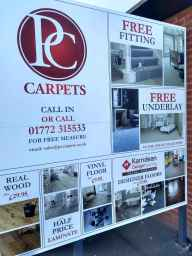 PC Carpets Ltd - Special Offers PRD 5RD