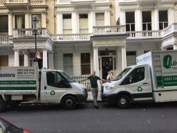 commercial clearance london