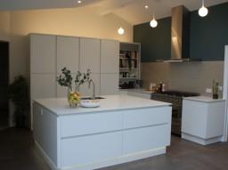 Masterclass H Line Kitchen in Bath