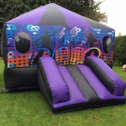Disco Dome Bouncy Castle