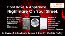 Cooker Repairs Derby