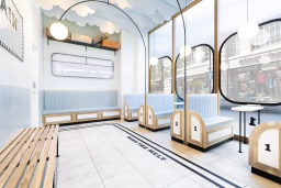 Milk Train Store Design, Covent Garden | FormRoom