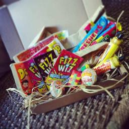 Retro Sweets Delivery