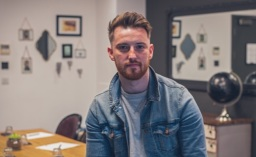 Grant Thompson - Creative Director and Co-founder