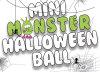 Mini Monster Halloween Ball