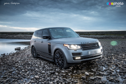 Commercial shoot-Range ROver