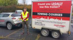 Trailer towing course Newcastle