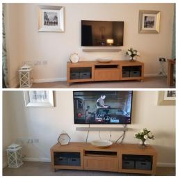 Hoffman Digital Installations Ltd. Before & After