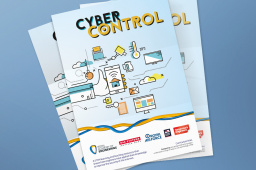 'Cyber control' A4 STEM/learning resource