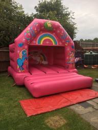 unicorn disco castle